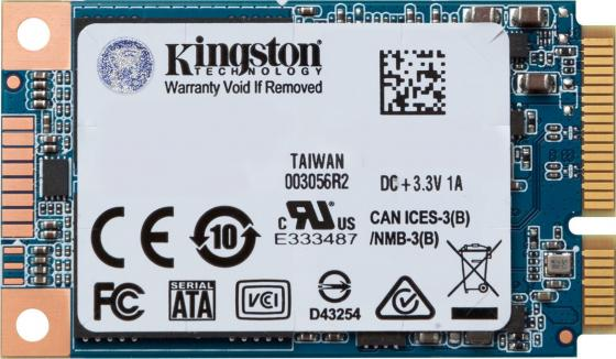 Kingston 480GB SSDNow UV500 mSATA kingston ssdnow v300 480гб 2 5 mlc 3 5 адаптер