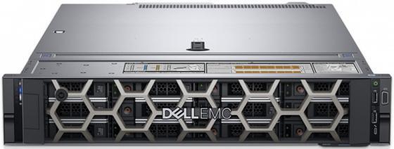 "Фото PowerEdge R540 (1)*Bronze 3104 (1.7GHz, 6C), 16GB (1x16GB) RDIMM, (1)*1TB SATA 7.2k (up to 8x3.5""), PERC H330+ int, Riser 1FH + 3LP, Integrated DP 1Gb LOM, DVD-RW, iDRAC9 Enterprise, PSU (1)*750W, Bezel, ReadyRails, 3Y Basic NBD"