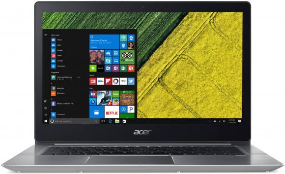 Ноутбук Acer SF315-52-50M2 Swift 3 15.6 1920x1080 Intel Core i5-8250U 256 Gb 8Gb Intel UHD Graphics 620 серебристый Linux NX.GZ9ER.001 ультрабук acer swift 3 sf314 54g 5797 14 1920x1080 intel core i5 8250u 256 gb 8gb nvidia geforce mx150 2048 мб серебристый windows 10 home nx gy0er 001