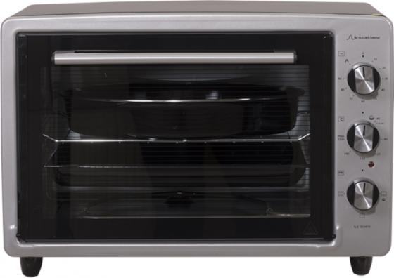 Электропечь Schaub Lorenz SLE OE3410 серый цена и фото