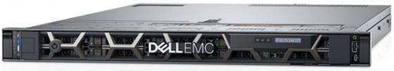 """Сервер Dell PowerEdge R440 1x4110 1x16Gb 2RRD x4 1x1Tb 7.2K 3.5"""" SATA RW H730p LP iD9En 1G 2P 1x550W 3Y NBD (R440-7113-1) цена и фото"""