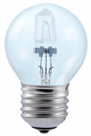 СТАРТ (4607175859356) Галогенная лампа. Теплый свет. Колба - шарик. ГЛН ДШ 42Вт Е27--10/50 (В)