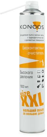 Спрей-очиститель Konoos KAD-1000 1000 мл очищающее средство konoos кp 100 100 мл