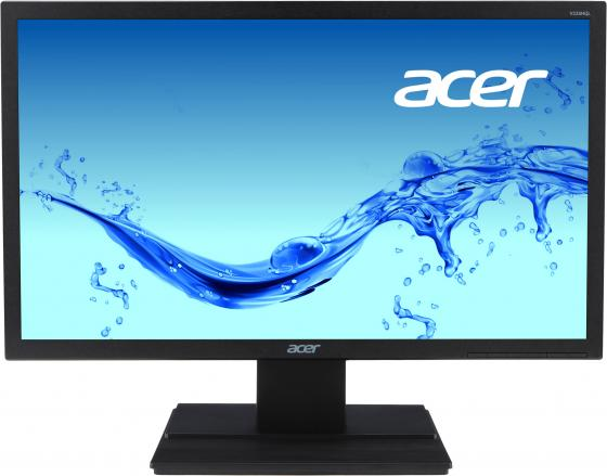 LCD Acer 21.5 V226HQLBB черный {TN+ 1920x1080 5ms 200cd 90°/65° DCR100M:1 D-Sub} монитор 22 acer v226hqlbb черный tn wled 1920x1080 100000000 1 200cd m^2 5ms vga