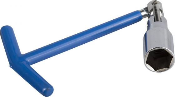 Ключ свечной ЗУБР 27501-16 ЭКСПЕРТ с шарниром, 16мм