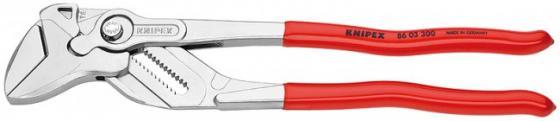 Ключ KNIPEX KN-8603300 клещевой трубный ключ 90° knipex kn 8310015