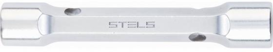 Ключ STELS 13775 трубка торцевой усиленный 18х19мм crv stels flash 14 red