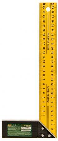 цена на Угольник Fit 19430 30 см нержавеющая сталь столярный