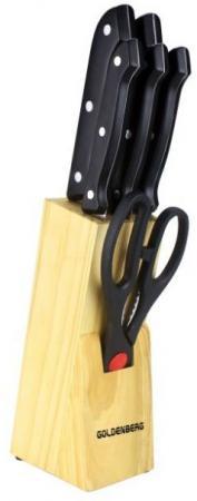 Набор ножей GOLDENBERG GB-01125 goldenberg es 10p10