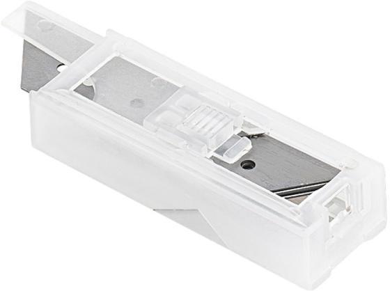Лезвие для ножа MATRIX 793555 лезвия 18мм трапециевидные прямые 5 шт (78924 78900 78964 78967)