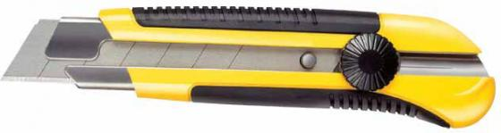 Нож STANLEY DYNAGRIP 0-10-425 25мм в ассортименте нож stanley 0 10 778