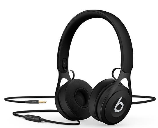 Beats EP On-Ear Headphones - Black наушники apple beats solo2 on ear headphones синий mhbj2zm a