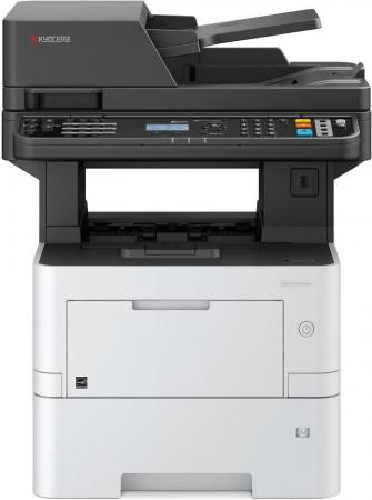 Фото - МФУ Kyocera M3145DN A4, (копир, принтер сканер, 45 стр./мин., Duplex, DADF) замена M3040dn (картридж TK-3160) мфу canon i sensys mf744cdw копир цветной принтер сканер dadf duplex 27стр мин 1200x1200dpi fax wifi lan a4 замена mf734cdw