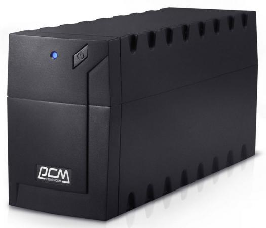 Powercom Raptor, Line-Interactive, 1000VA/600W, Tower, IEC, USB ибп powercom rpt 1000a raptor 1000va 600w avr 3 iec