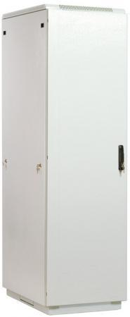 Шкаф телекоммуникационный напольный 47U (600х1000) дверь металл