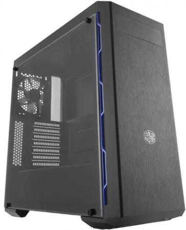 Корпус ATX Cooler Master MasterBox MB600L Без БП чёрный MCB-B600L-KA5N-S01 корпус atx miditower cooler master masterbox mb600l mcb b600l ka5n s01 black blue