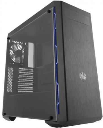 Корпус ATX Cooler Master MasterBox MB600L Без БП чёрный MCB-B600L-KA5N-S01 корпус miditower atx w o psu mcb e500lka5ns01 cooler master