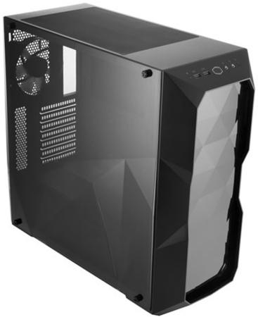 Корпус ATX Cooler Master MasterBox TD500L Без БП чёрный MCB-D500L-KANN-S00 корпус atx miditower cooler master masterbox mb500 mcb b500d kgnn s00 black