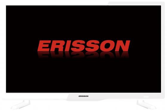 Телевизор LCD 24 WHITE 24LEA78T2SMW ERISSON erisson 40 les 76 t2 телевизор