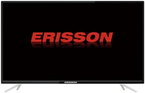 Телевизор LED 65 Erisson 65ULEA18T2SM черный 3840x2160 50 Гц Wi-Fi VGA RJ-45