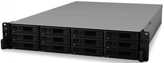 СХД стоечное исполнение 12BAY 2U NO HDD USB3 RS3618XS SYNOLOGY maiwo k252b 2 5 usb3 0 sata hdd enclosure black