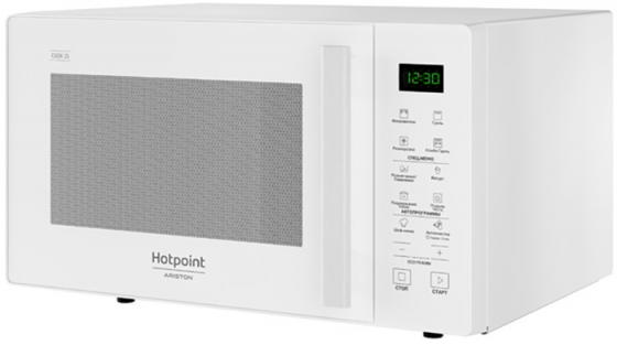 Микроволновая печь Ariston MWHA 253 W 900 Вт белый микроволновая печь bbk 23mws 927m w 900 вт белый