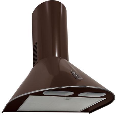 Вытяжка каминная Gefest ВО 1503 К17 коричневый мини плита газовая kovea кgr 1503 кgr 1503 000 00 цвет серый металлик черный