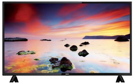 """Телевизор LED 43"""" BBK 43LEM-1043/FTS2C черный 1920x1080 50 Гц VGA USB цена и фото"""