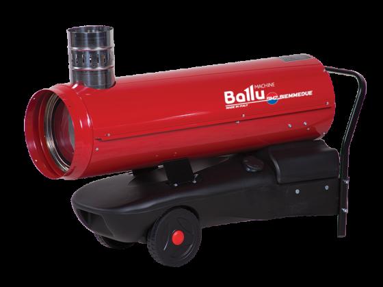 Теплогенератор мобильный дизельный Ballu-Biemmedue EC 22 мотоблок дизельный patriot boston 9de