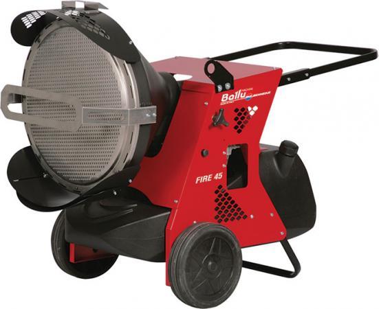 Теплогенератор мобильный дизельный Ballu-Biemmedue FIRE 45 1 SPEED теплогенератор мобильный дизельный ballu biemmedue ge 36