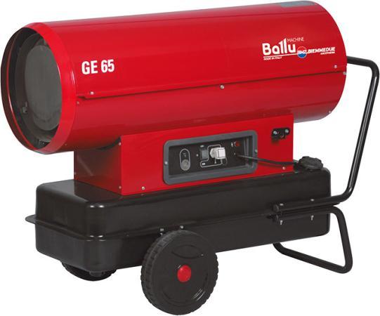 Теплогенератор мобильный дизельный Ballu-Biemmedue GE 65 ballu green energy ge 120