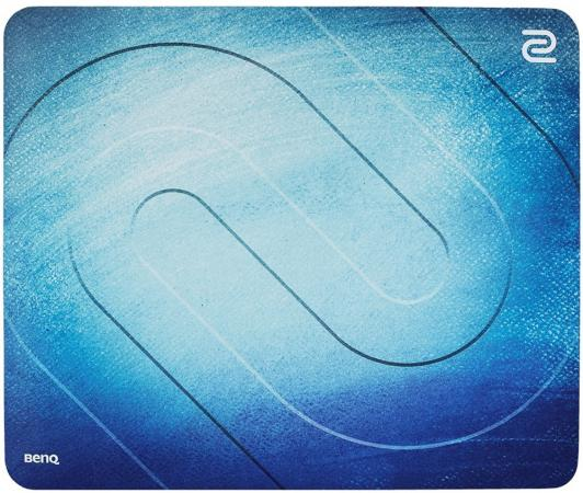 BENQ Zowie Коврик для мыши G-SR-SE BLUE игровой, профессиональный, 480 X 400 X 3.5 мм, мягкий медленный, синий. benq zowie коврик для мыши p sr игровой профессиональный 355 x 315 x 3 5 мм мягкий медленный черный