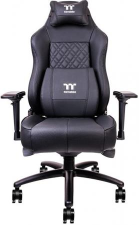 Thermaltake Кресло игровое X Comfort Air Gaming Chair (Black) New ergonomic series executive racing style computer gaming office chair robot s eye computer chair esports desk chair with pillow