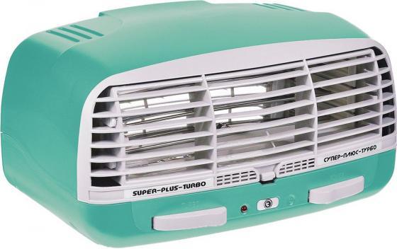Очиститель воздуха Супер-плюс Супер-плюс-Турбо зелёный медицина плюс