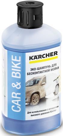 Аксессуар для моек Karcher, автошампунь, Ultra Foam Cleaner, моющее средство,1л автошампунь karcher 6 295 750 3 in 1 1л