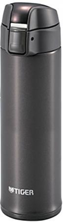 Термокружка TIGER (Китай) MMP-S030 Metallic Brown 0,30л коричневый металлик термокружка tiger mmp s030 champagne gold 0 3 л нержавеющая сталь цвет шампанского