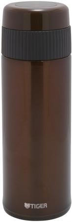 Термокружка TIGER (Китай) MMR-A045 Brown 0,45л коричневый цена