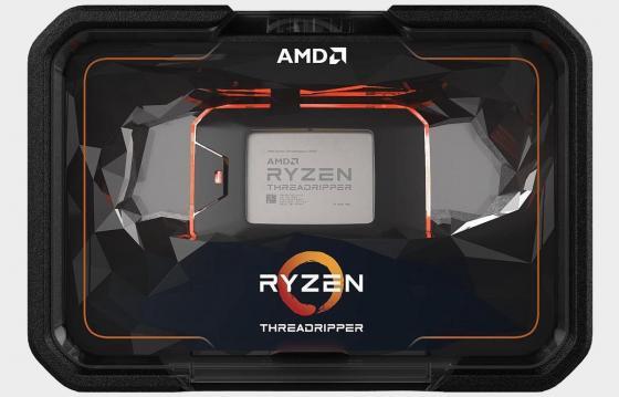 процессор amd ryzen threadripper 1950x wof 4 0ghz 40mb yd195xa8aewof socket str4 box Процессор AMD Ryzen Threadripper 2950X WOF (BOX without cooler) <180W, 16C/32T, 4.4Gh(Max), 40MB(L2+L3), sTR4> (YD295XA8AFWOF)
