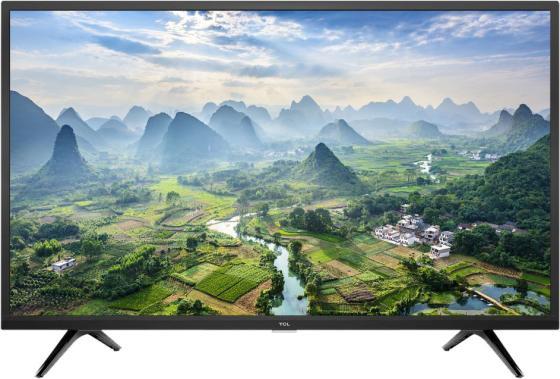 """лучшая цена Телевизор LED 32"""" TCL LED32D3000 черный 1366x768 60 Гц USB"""