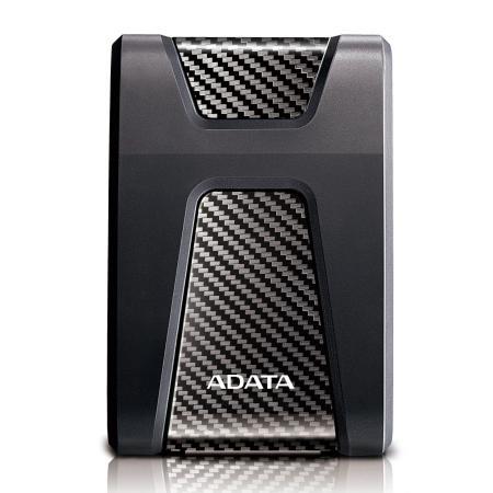 """Жесткий диск A-Data USB 3.1 4Tb AHD650-4TU31-CBK HD650 DashDrive Durable 2.5"""" черный"""