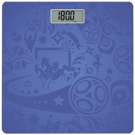 Весы напольные Scarlett SC-BS33E099 синий рисунок весы напольные scarlett sc bsd33e894