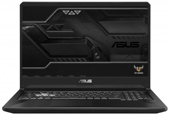 Ноутбук ASUS TUF Gaming FX705GE-EV088T 17.3 1920x1080 Intel Core i7-8750H 1 Tb 256 Gb 16Gb Bluetooth 5.0 nVidia GeForce GTX 1050Ti 4096 Мб серый Windows 10 Home 90NR00Z1-M02700 ноутбук asus rog gl703ge gc101t aluminium black 90nr00d2 m01920 intel core i7 8750h 2 2 ghz 8192mb 1000gb 128gb ssd nvidia geforce gtx 1050ti 4096mb wi fi bluetooth cam 17 3 1920x1080 windows 10 home 64 bit