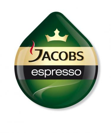 Кофе в капсулах Tassimo Jacobs: Espresso Classico 4251498 кофе в капсулах tassimo карт нуар кафе лонг интенс 128г