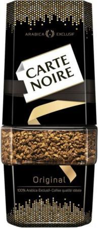 Кофе растворимый Carte Noire 4251985 190 грамм deaver j carte blanche
