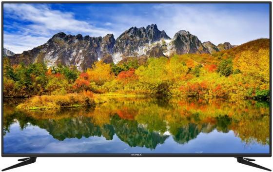 Телевизор LED 58 Supra STV-LC60GT5000U черный 3840x2160 60 Гц Wi-Fi USB HDMI S/PDIF RJ-45 телевизор supra stv lc32lt0011w