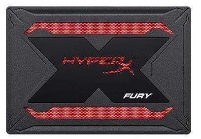 Kingston 960GB HyperX Fury SHFR SATA 3 2.5 RGB