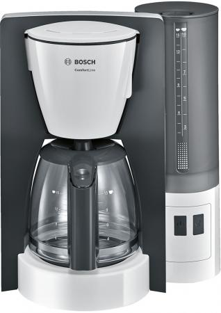 все цены на Кофеварка Bosch TKA6A041 1200 Вт серый онлайн