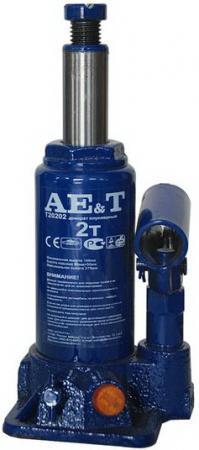 Домкрат AE&T T20202 бутылочный 2т [sa]mersen smartspot fuse amp trap fuses ajt4 4a 600v 27 51mm