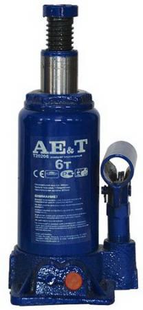 Домкрат AE&T T20206 бутылочный 6т ammity ae 403
