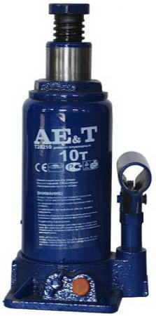 Домкрат AE&T T20210 бутылочный 10т цена и фото